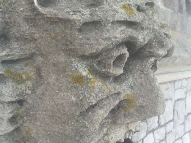 Gargoyle at Weston Super Mare Church