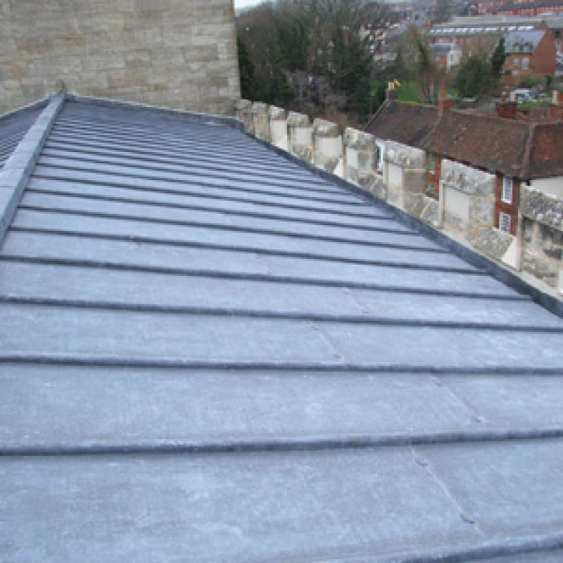 Lead Roofing Repair At Ellis And Co