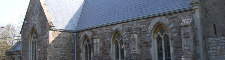 Church Roof Repair in Slate
