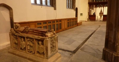 St Johns Church, Glastonbury, Reordering Project Completed