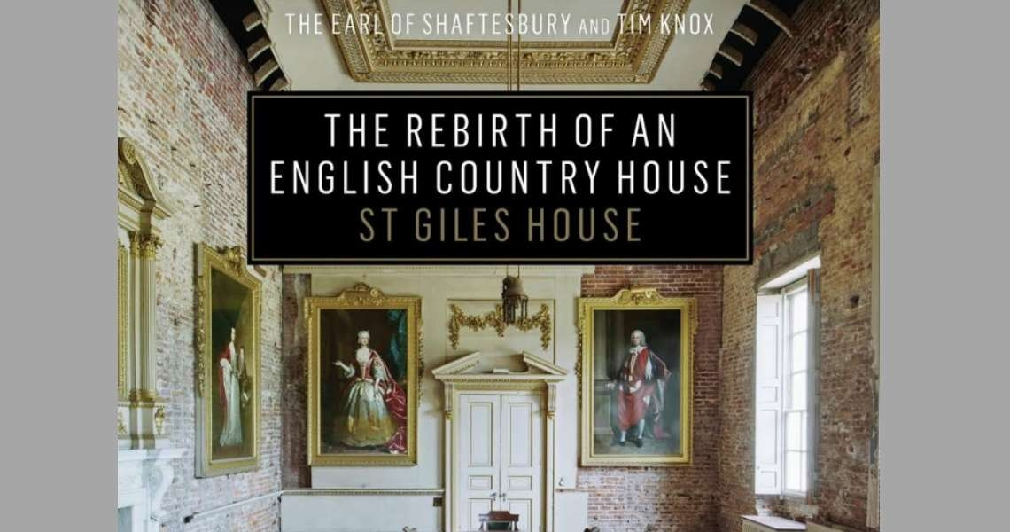 Rebirth of an English Country House