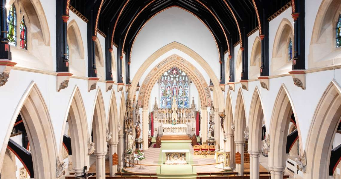 New case study on the repair of St Gregory's  Church Cheltenham