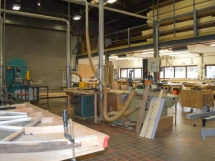 Ellis and Co Joinery Workshop