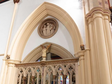 Repair and Redecoration of the Church of St Gregory the Great, Cheltenham