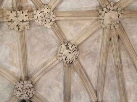 Gloucester Cathedral Reordering