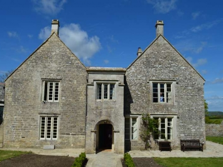 Dunshay Manor, Landmark Trust