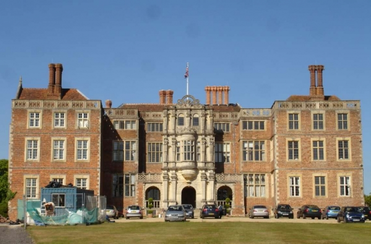 Bramshill House, Hampshire