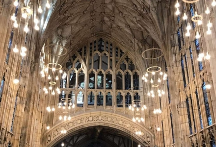 Architectural Consultant, Gloucester Cathedral