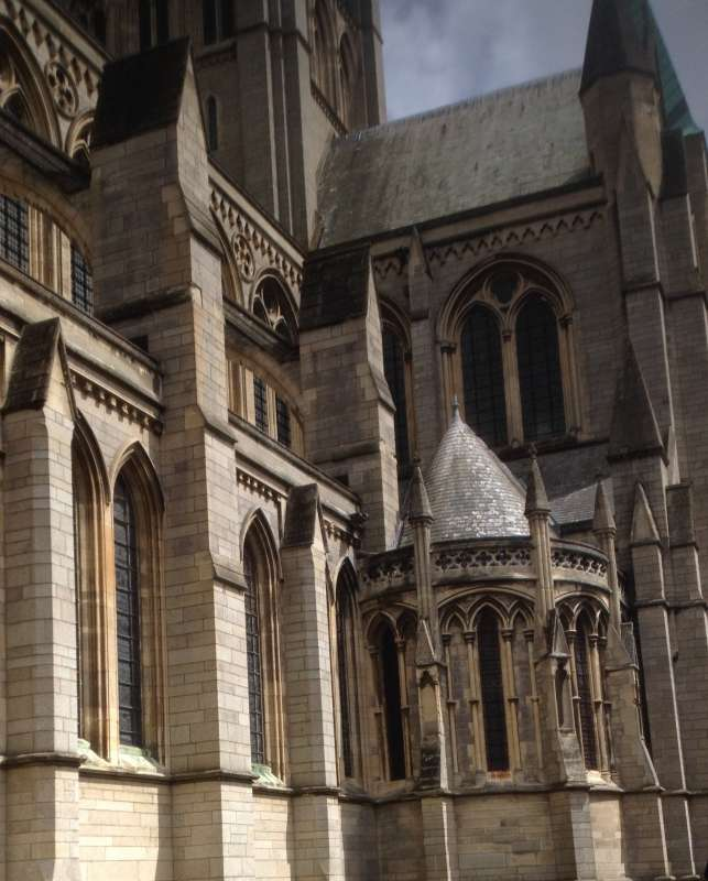 Abbeys And Cathedrals