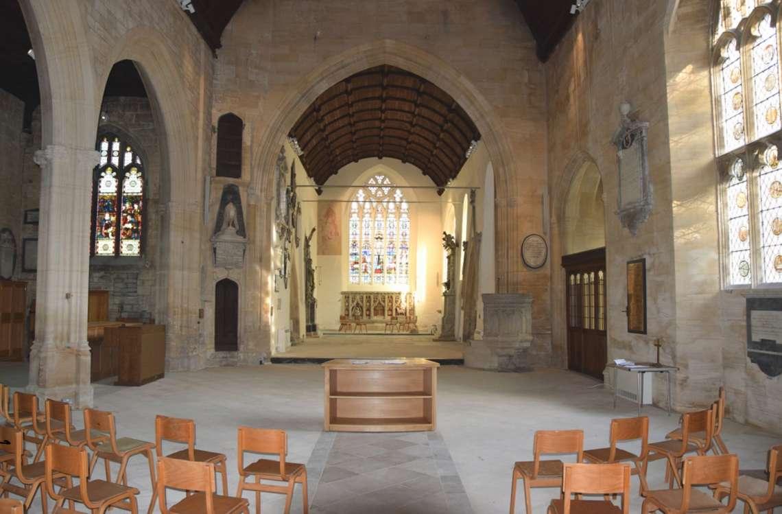 Holy Trinity Church Bradford On Avon
