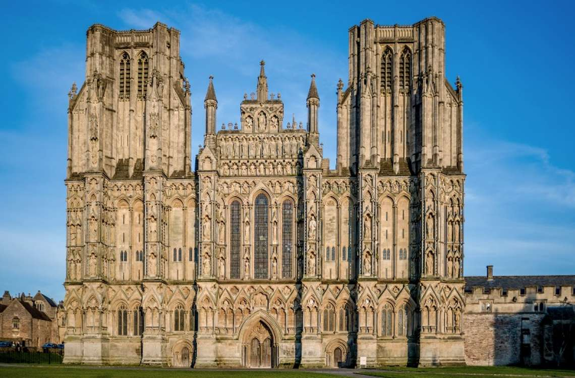 Wells Cathedral Wells